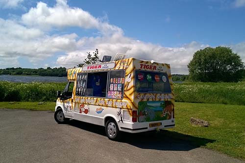 Mr Whippy Ice Cream Van Hire, Bristol